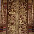 Tür, Wat Nong Sikhounmuang, Luang Prabang