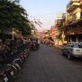 "Um den ""Old Market"", Siem Reap"