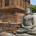 Buddha, Wat Phra That Hariphunchai