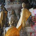 Buddha-Figuren Tham Loum, Luang Prabang