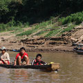 Impressionen am und auf dem Mekong