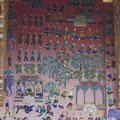 Glasmosaik am Vat XienThong, Luang Prabang