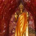 Buddhastatue,  Vat Xienthong, Luang Prabang