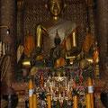 Buddha,  Vat Xienthong, Luang Prabang