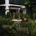 Dekorativer Brunnen, Rarinjinda, Chiang Mai