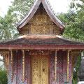 Kapelle auf dem Gelände von  Vat Xienthong, Luang Prabang