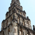 Mahaphon-Chedi, Wat Kukut, Lamphun