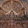 Reliefs Banteay Srei