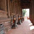 Buddha-Galerie, Ho Phrakeo, Vientiane