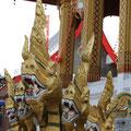 Naga-Treppe, Wat Nong Sikhounmuang, Luang Prabang