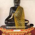 Buddha-Figur, Wat Phra That Hariphunchai, Lamphun