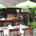 Frühstücksbereich  Luang Prabang Residence