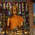 Buddha, Wat Kukut, Lamphun