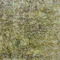 枯れてることも生きている 2016 綿布、アクリル 97.0×130.3㎝