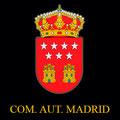 Comunidad Autónoma de Madrid.