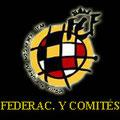 Federaciones y Comités.