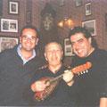 Bartoluzzo ed il Trio Messina