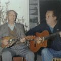 Bartoluzzo ed il grande Angelino Merlino in un duetto formidabile
