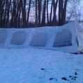 Januar/Februar 2015 Plötzlich zu viel Schnee