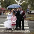 Hungarian wedding, Backo Petrovo Selo (Serbia), October 2009