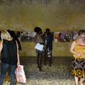 Galerie Waaw, Saint-Louis, Senegal, 2013