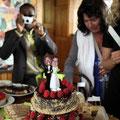 Belgian and Burkinabé wedding, Antwerp (Belgium), August 2009
