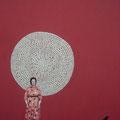 """Nonna Henryka"",olio su tela,100 cm x 120 cm"