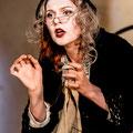 Sylvia Rena Ziegler als Frau Grubach in Der Prozess, Theater Magdeburg 2015 (Foto: Andreas Lander)