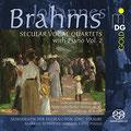 Ania Vegry Brahms Vokalquartette