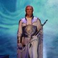 Clemens Bieber als Lohengrin in Lohengrin, Richard Wagner Festival Wels