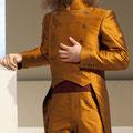 Piotr Prochera als Pantalone in Die Liebe zu den drei Orangen, Musiktheater im Revier Gelsenkirchen 2011 (Foto: Pedro Malinowski)
