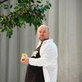 Stefan Adam als Beckmesser in Die Meistersinger von Nürnberg, Staatsoper Hannover