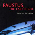 Caroline Stein Faustus, the last night