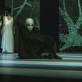 Eduardo Rojas  als Sorceress Dido and Aeneas Conservatorium Amsterdam 2014