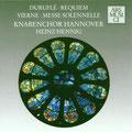 Carola Guber Duruflé Requiem / Vierne Messe Solenelle