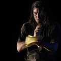 Seth Carico als Junius in The Rape of Lucretia, Deutsche Oper Berlin 2014