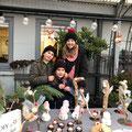 ... unsere Mädels der DIY Christmasbude überzeugten mit ihren außergewöhnlich tollen Sachen ♥