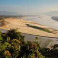 Mekong river, Golden Triangle / Goldenes Dreieck  (c)Shutterstock/moonbeam