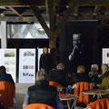 Salz-Picknick mit Experten in der ehemaligen Saline - Termin an Ernst Ludwigs Plätzen in Bad Nauheim, Foto Corinna Weigelt, Ernst-Ludwig-Buchmesse 2019