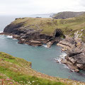 Tintagel, Cornwall.