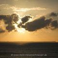 Romantic Rügen, die Erste: Sonnenuntergang.