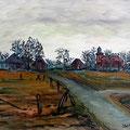 Krusendorf lebt,1996, 50x60, Jens Walko
