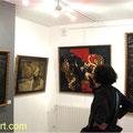 Ausstellung Friboulet, Yport (2)