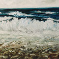 Ostsee im Herbst,1996,50x60,Jens Walko