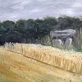 Dolmen bei Birkenmoor,The Prophet,1995,40x60,Jens Walko