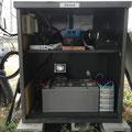 独立電源システム収納庫