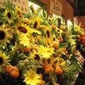 たくさんのお花ありがとうございます。
