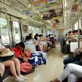 Öffentliche Verkehrsmittel sparen Kosten
