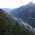 Rjukan aus der Krossoban