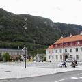 Marktplatz Rjukan